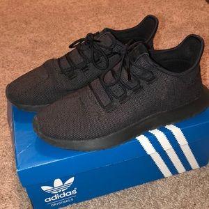 Adidas Men's Tubular shadow Black sneakers